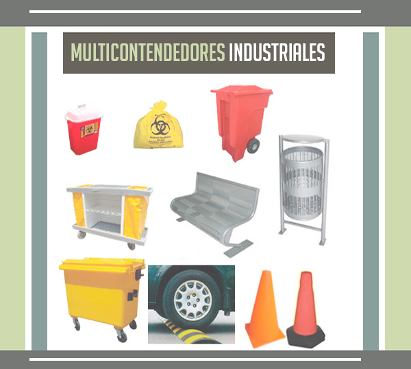 Multicontenedores Industriales